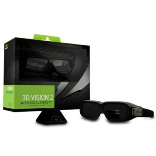 nvidia geforce 3d vision 2