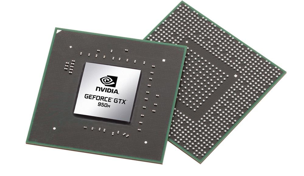 nvidia geforce gtx 950m