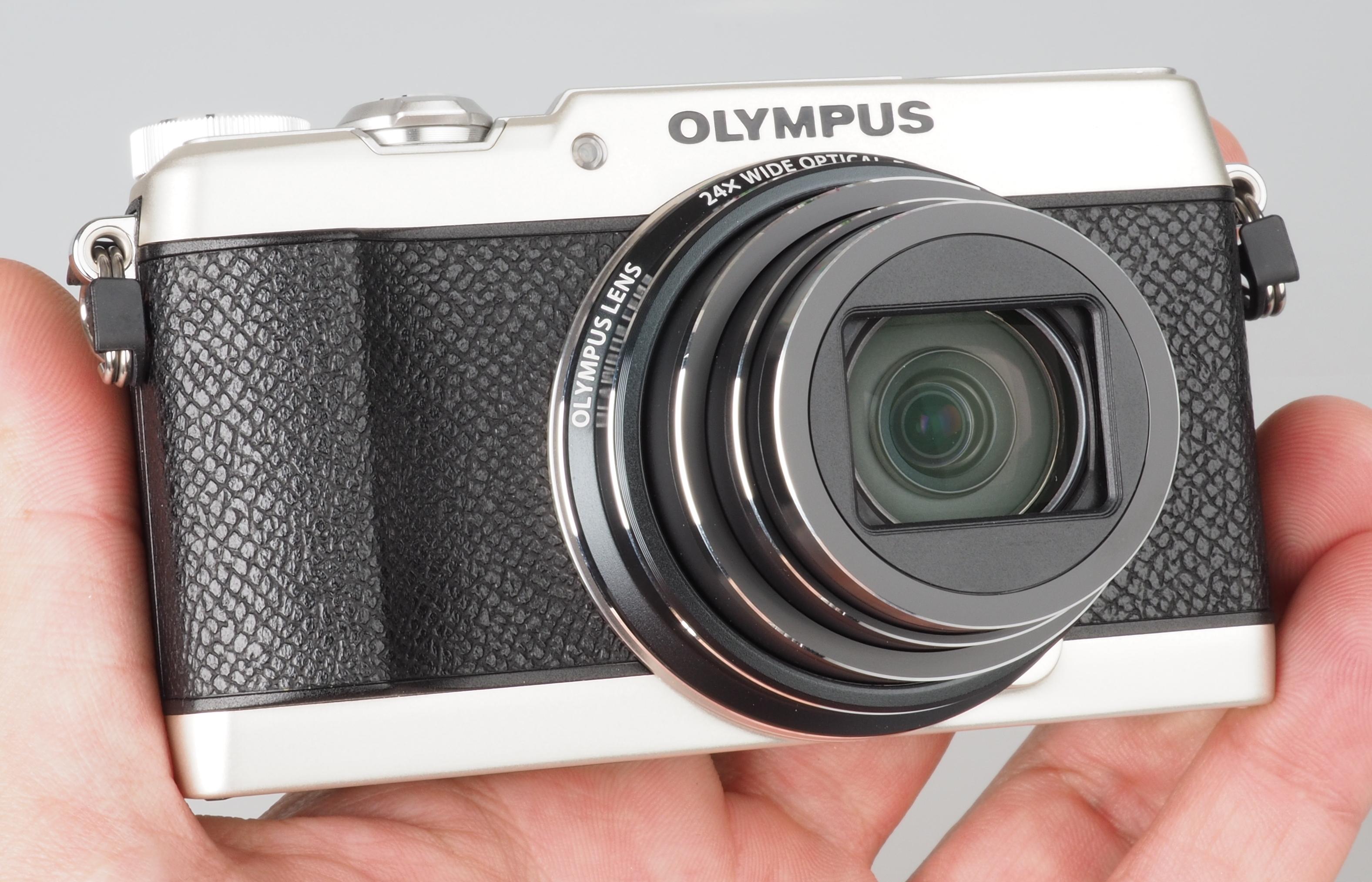 olympus sh 2 test