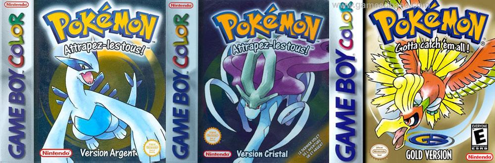 or argent pokemon