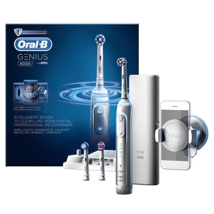 oral b electrique