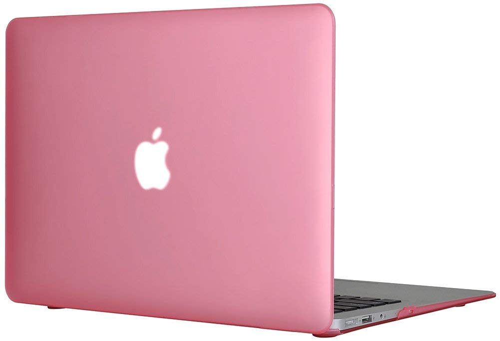 ordinateur apple rose