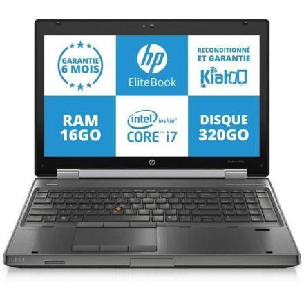 ordinateur i7 16go ram