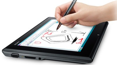 ordinateur portable stylet