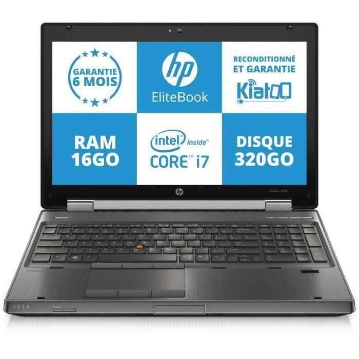 ordinateur processeur i7