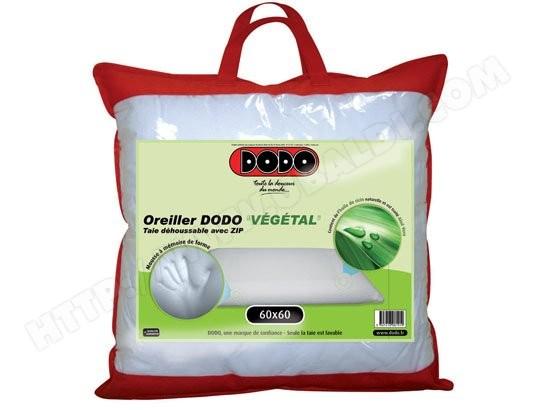 oreiller dodo vegetal 60x60