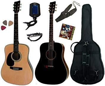 pack guitare folk