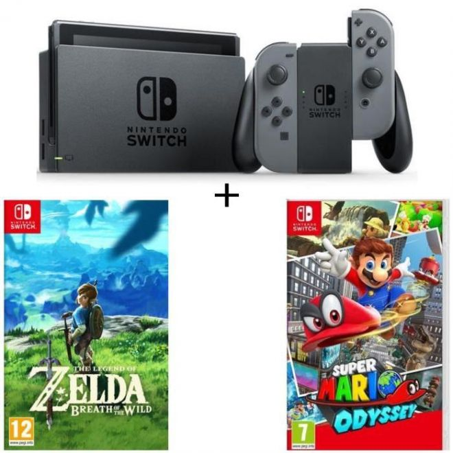 pack nintendo switch pas cher