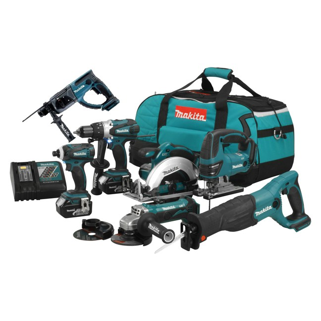 pack outil makita