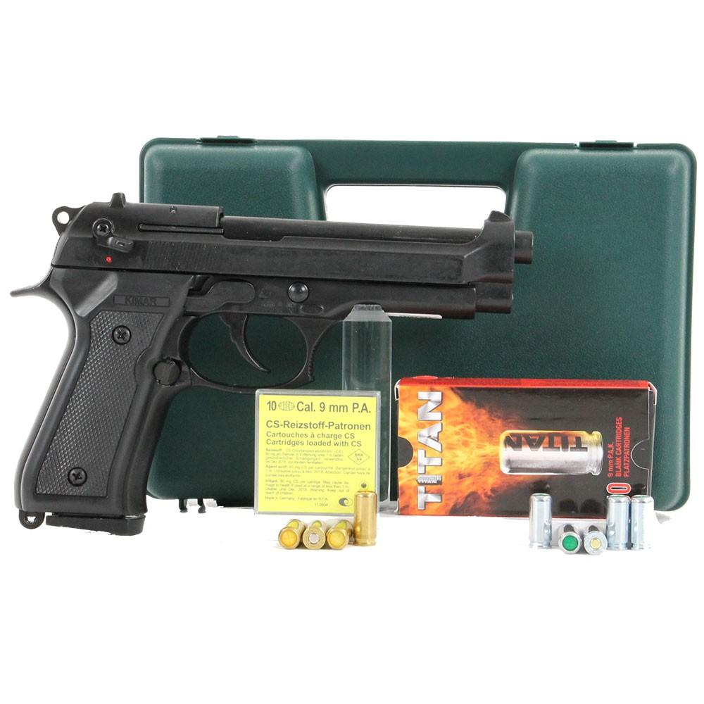 pack pistolet a blanc