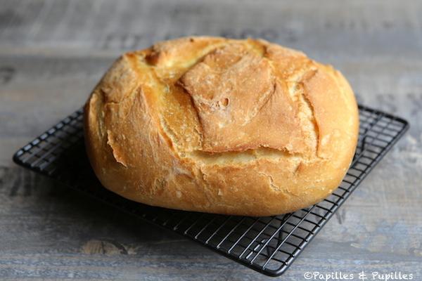 pain maison au robot