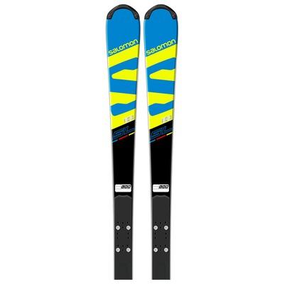 paire de ski salomon