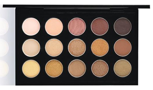 palette maquillage mac