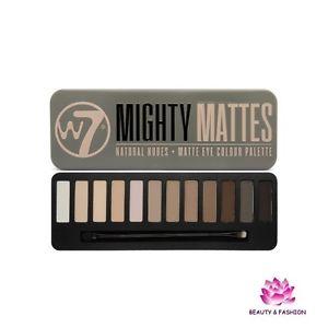 palette maquillage w7
