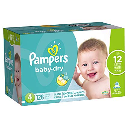 pampers 4