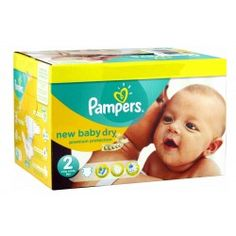 pampers new baby pas cher