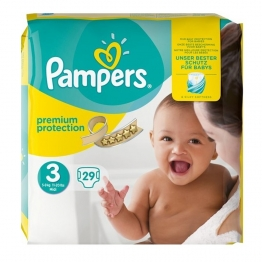 pampers premium protection taille 3