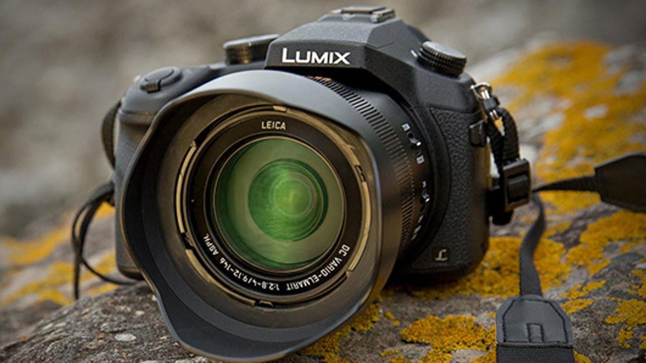 panasonic lumix dmc-fz1000 noir