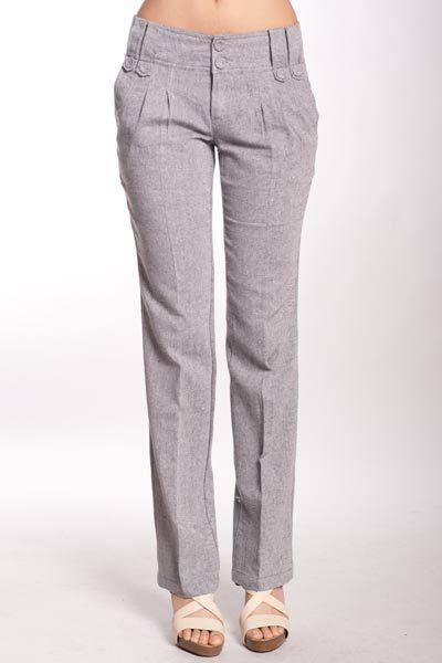pantalon lin femme pas cher