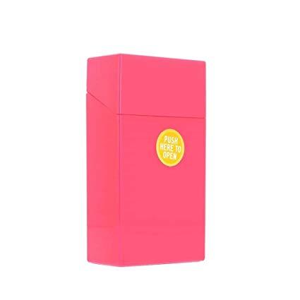 paquet de cigarette rose