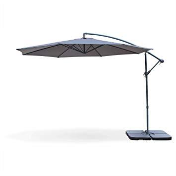 parasol déporté amazon