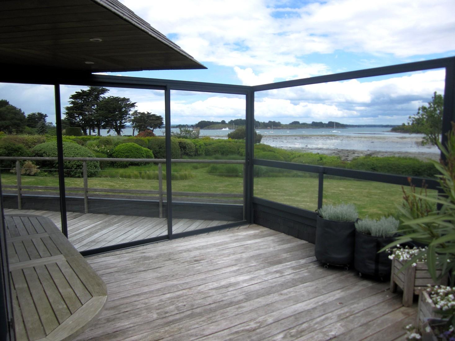 pare vent de terrasse
