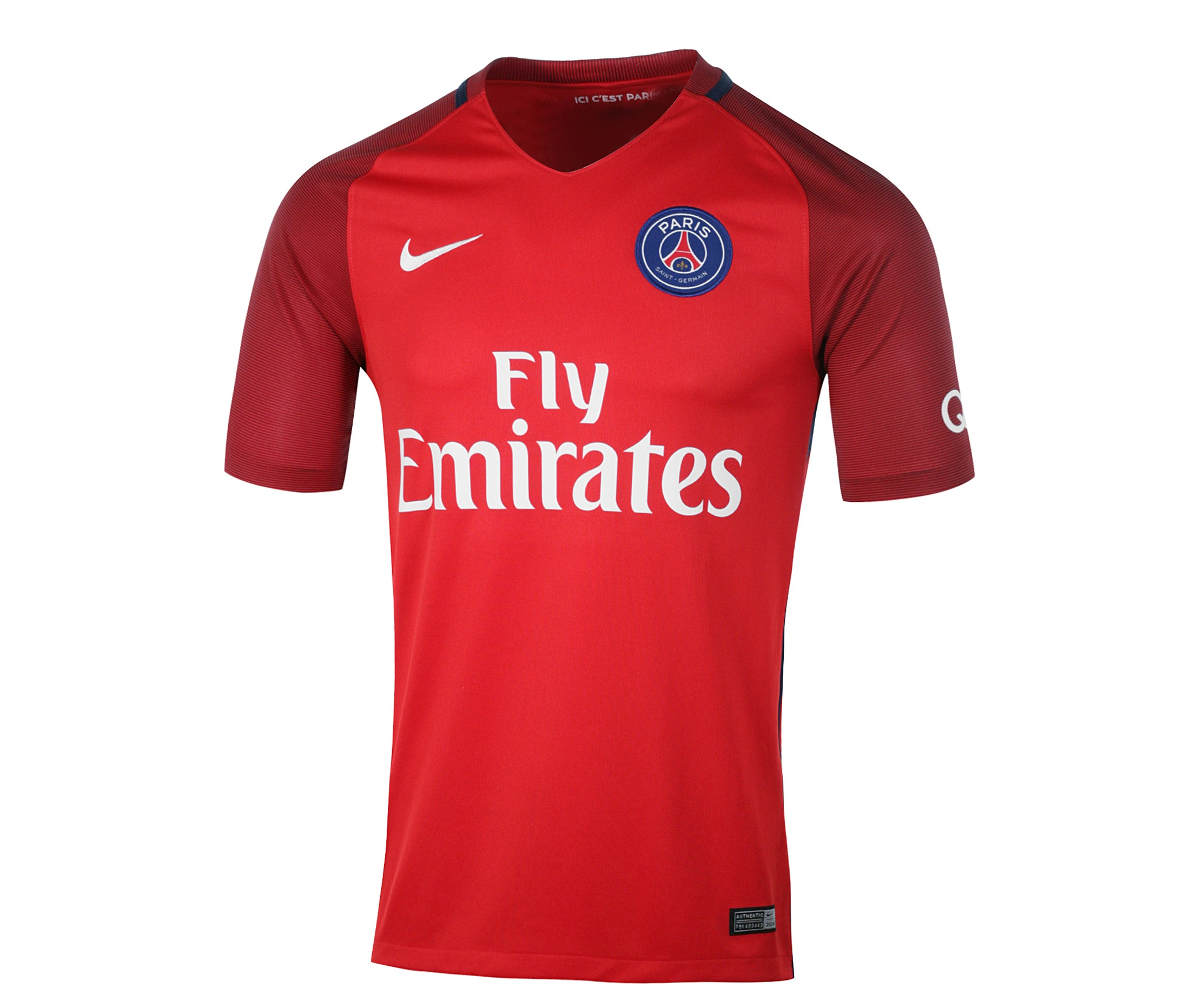 paris saint germain maillot 2016