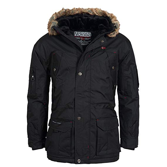 parka geographical norway