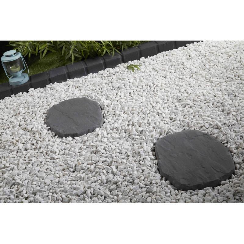 pas japonais gris anthracite