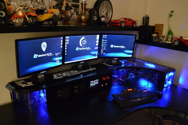 pc bureau gamer