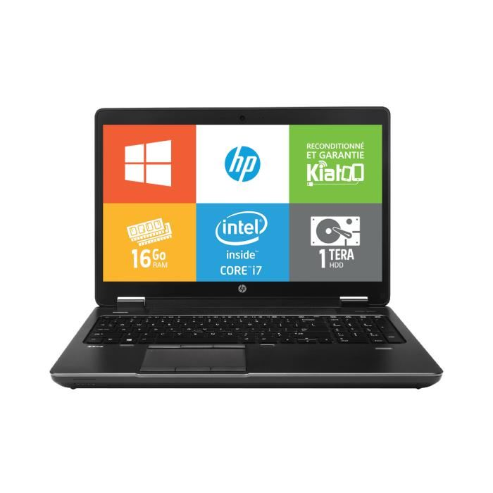 pc portable 16go ram i7