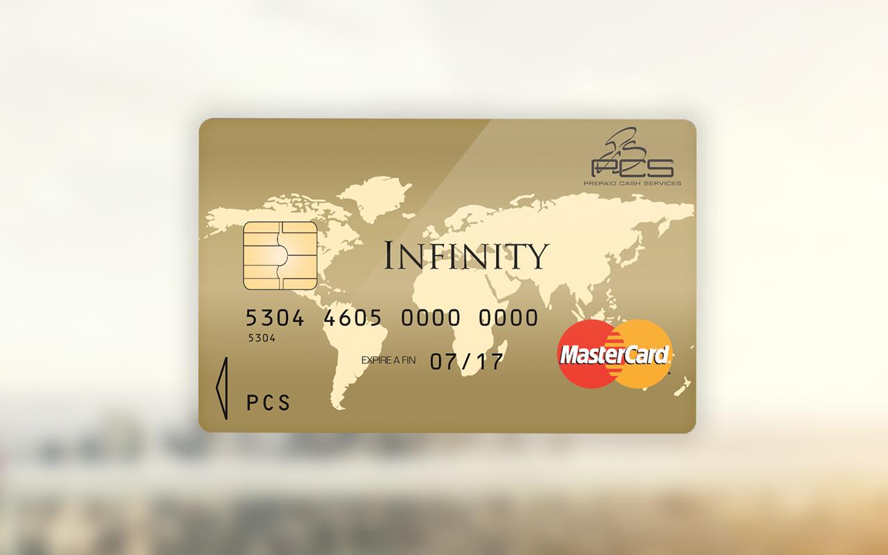 pcs infinity