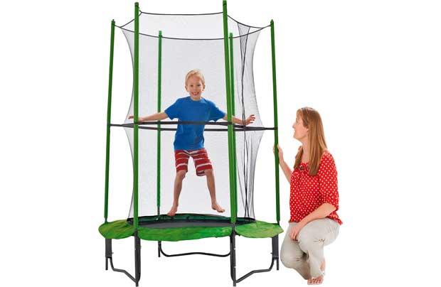 petit trampoline pas cher