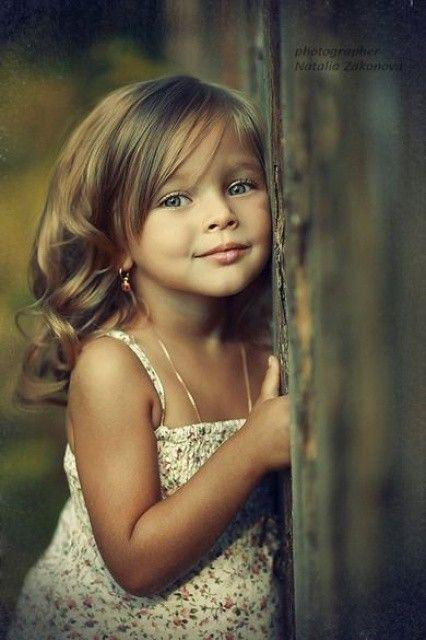 petite fille mignonne photo