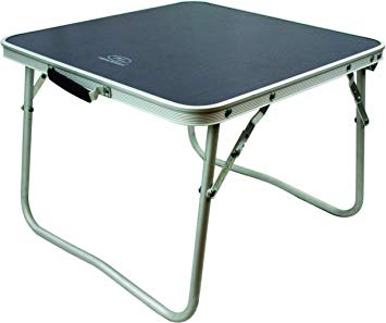 petite table camping pliante