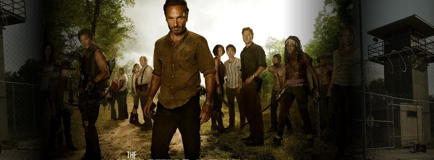 photo de couverture the walking dead