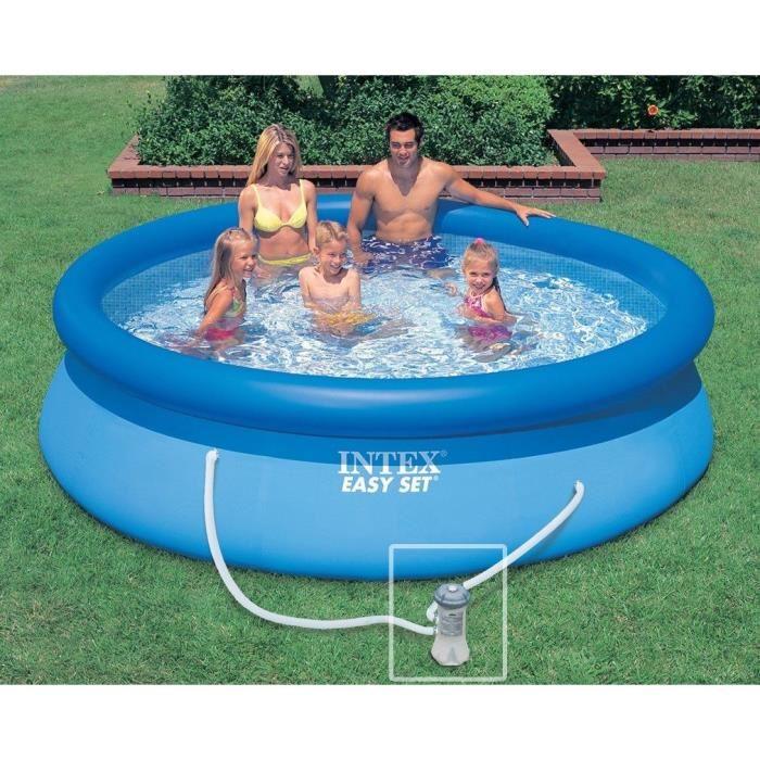 piscine gonflable avec filtre