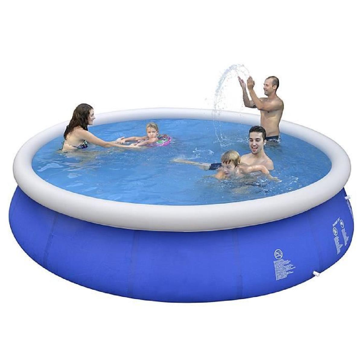 piscine gonflable rectangulaire avec pompe