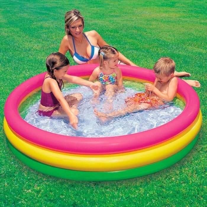 piscine intex 3 boudins