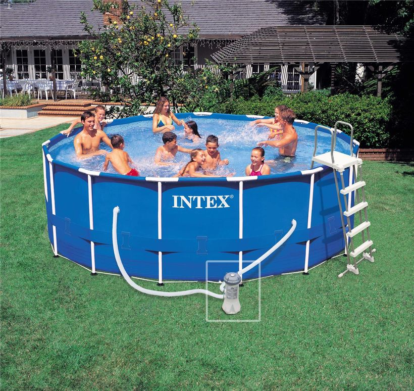 piscine intex 4.57 x 1.22