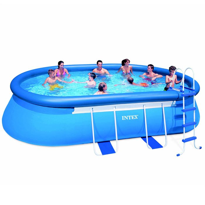 piscine intex 6m