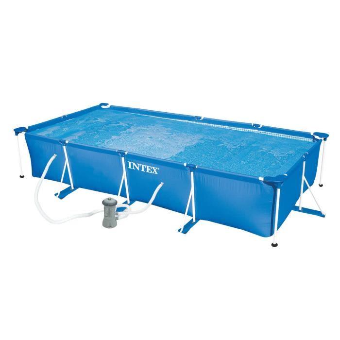 piscine intex rectangle