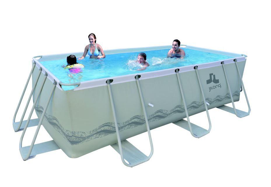 piscine jilong tubulaire