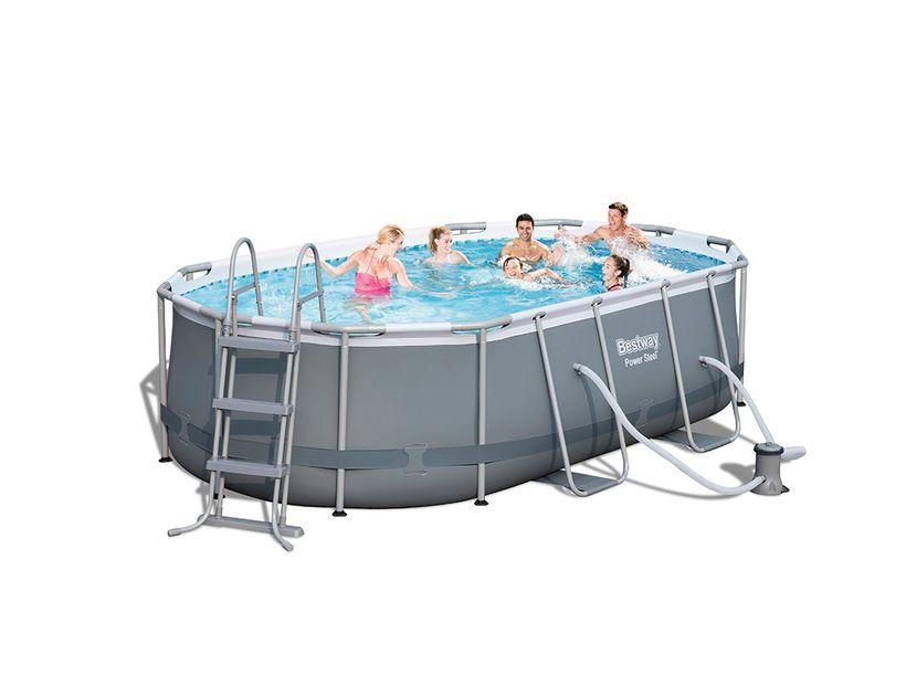 piscine ovale bestway