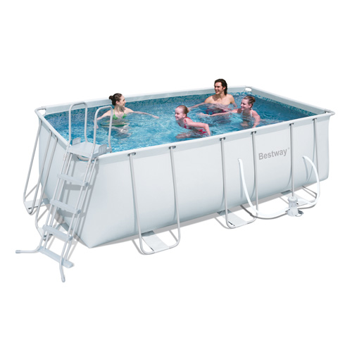 piscine tubulaire bestway rectangulaire