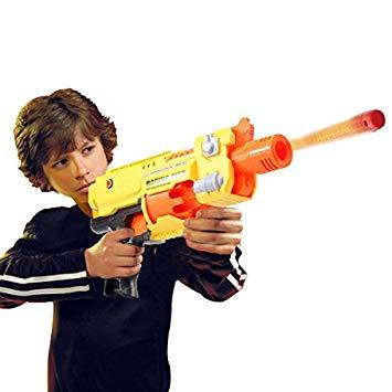 pistolet a balle en mousse