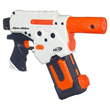 pistolet a eau nerf super soaker