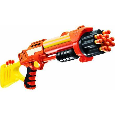 pistolet avec fleche en mousse