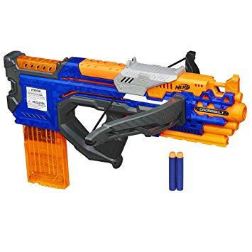 pistolet nerf arbalete