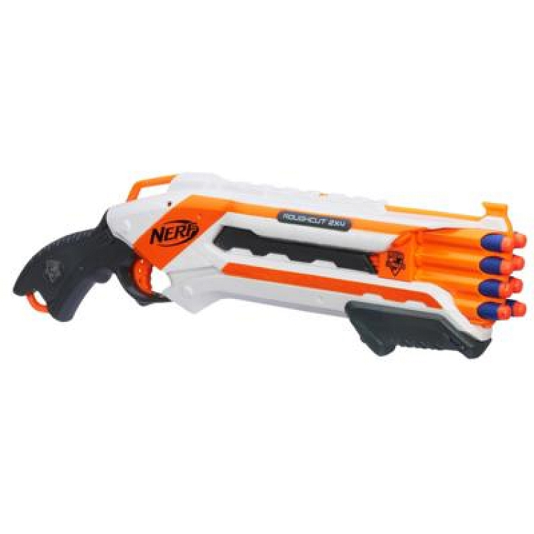 pistolet nerf elite rough cut